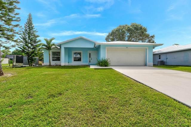 374 SE Husted Terrace, Port Saint Lucie, FL 34983 (#RX-10754023) :: The Reynolds Team   Compass