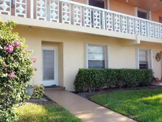 1840 NW 13th Street #103, Delray Beach, FL 33445 (#RX-10754038) :: Posh Properties
