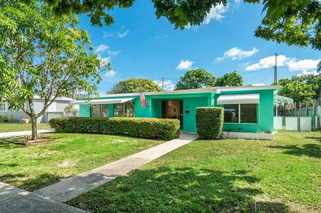5502 Hobart Avenue, West Palm Beach, FL 33405 (MLS #RX-10754045) :: Berkshire Hathaway HomeServices EWM Realty