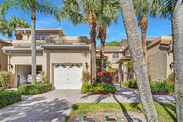 6721 Montego Bay Boulevard D, Boca Raton, FL 33433 (#RX-10754046) :: Posh Properties