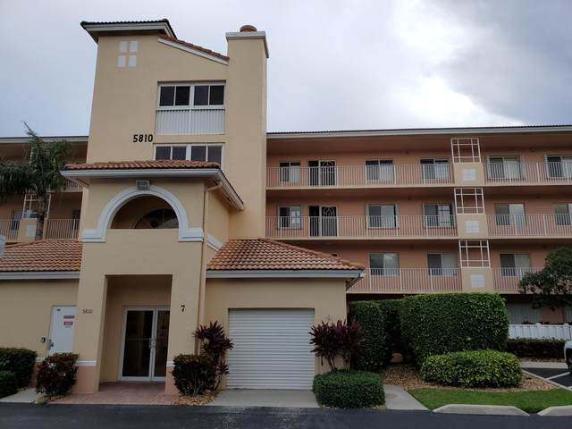 5810 Crystal Shores Drive #306, Boynton Beach, FL 33437 (#RX-10754049) :: Posh Properties
