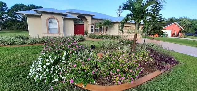 2199 SE Abcor Road, Port Saint Lucie, FL 34952 (#RX-10754056) :: Posh Properties