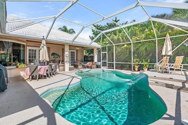 124 Orion Circle, Jupiter, FL 33477 (MLS #RX-10754069) :: Berkshire Hathaway HomeServices EWM Realty
