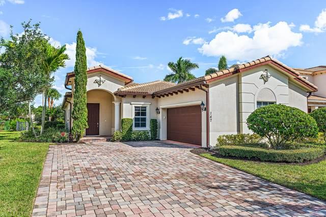 147 Darby Island Place, Jupiter, FL 33458 (MLS #RX-10754072) :: Berkshire Hathaway HomeServices EWM Realty