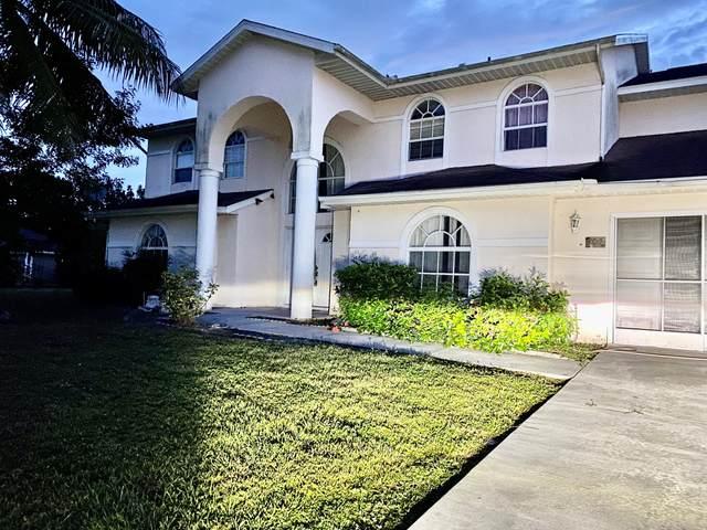 501 NW Biscayne Drive, Port Saint Lucie, FL 34983 (#RX-10754073) :: Posh Properties
