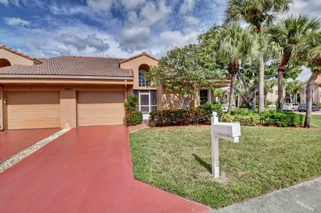 10871 Lakemore Lane B, Boca Raton, FL 33498 (#RX-10754074) :: IvaniaHomes | Keller Williams Reserve Palm Beach