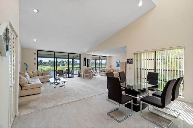 18 Eastgate Drive D, Boynton Beach, FL 33436 (#RX-10754100) :: IvaniaHomes | Keller Williams Reserve Palm Beach
