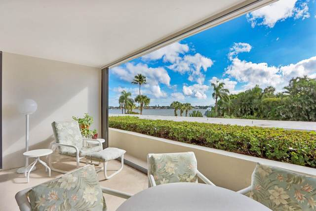 122 Lakeshore Drive #233, North Palm Beach, FL 33408 (MLS #RX-10754112) :: The DJ & Lindsey Team