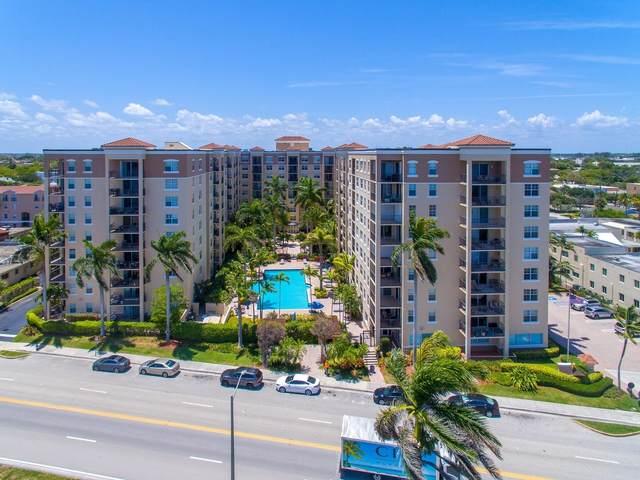 1805 N Flagler Drive #304, West Palm Beach, FL 33407 (MLS #RX-10754127) :: The Teri Arbogast Team at Keller Williams Partners SW