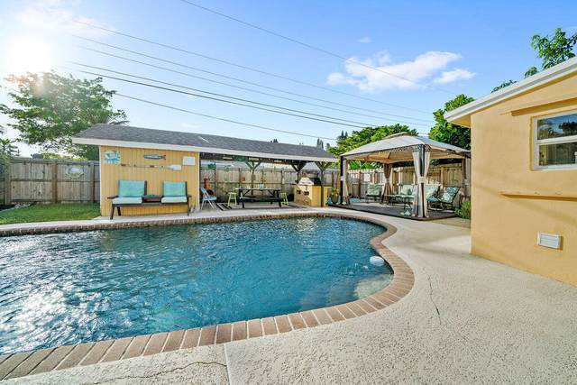 2651 NW 62nd Terrace, Margate, FL 33063 (#RX-10754151) :: Treasure Property Group