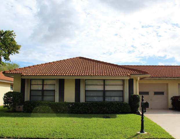 4510 Pandanus Tree Road A, Boynton Beach, FL 33436 (#RX-10754173) :: IvaniaHomes | Keller Williams Reserve Palm Beach