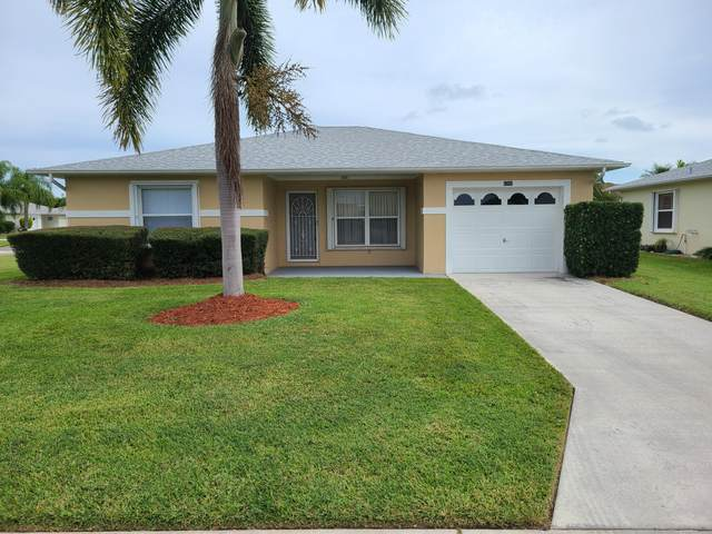 5700 Thatch Place, Fort Pierce, FL 34982 (MLS #RX-10754203) :: The DJ & Lindsey Team