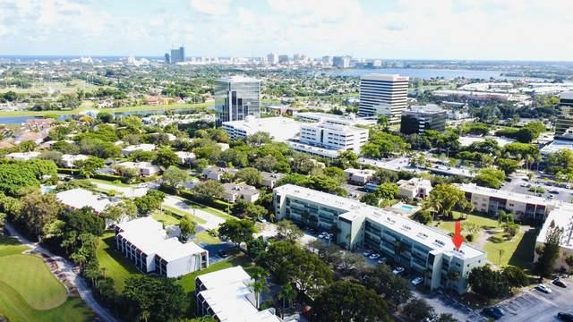 1638 Embassy Drive #412, West Palm Beach, FL 33401 (MLS #RX-10754210) :: Berkshire Hathaway HomeServices EWM Realty