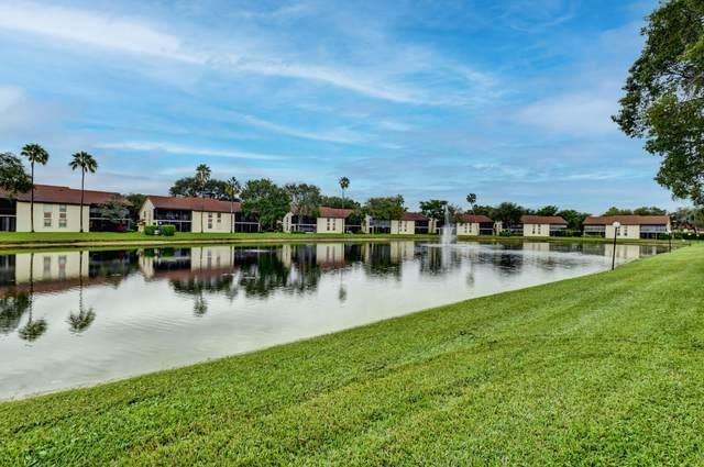 10359 S Circle Lake Drive #101, Boynton Beach, FL 33437 (MLS #RX-10754220) :: The Paiz Group