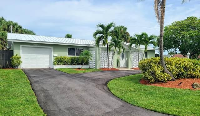 3821 Buttercup Circle N, Palm Beach Gardens, FL 33410 (MLS #RX-10754222) :: The DJ & Lindsey Team
