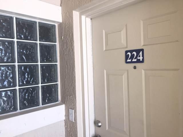 1055 Golden Lakes Boulevard #224, West Palm Beach, FL 33411 (#RX-10754224) :: IvaniaHomes | Keller Williams Reserve Palm Beach