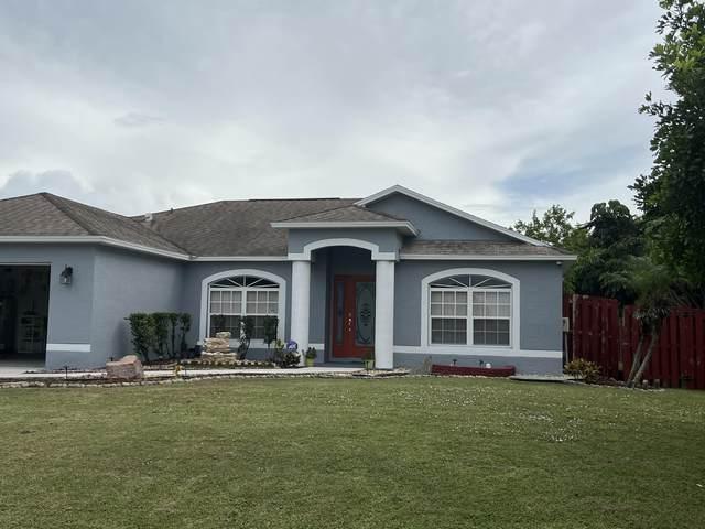 170 SW Christmas Terrace, Port Saint Lucie, FL 34953 (#RX-10754230) :: Ryan Jennings Group