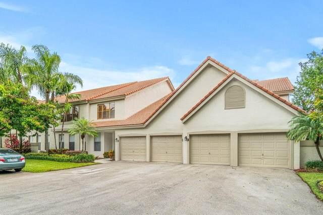 5801 Coach House Circle G, Boca Raton, FL 33486 (#RX-10754242) :: Ryan Jennings Group