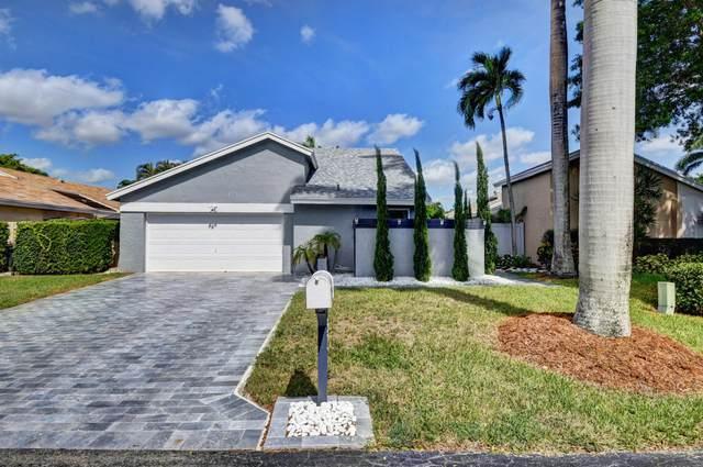 1885 NW 10th Street, Delray Beach, FL 33445 (#RX-10754245) :: IvaniaHomes   Keller Williams Reserve Palm Beach