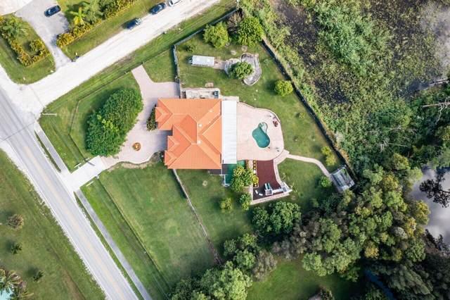 8340 Coconut Boulevard, The Acreage, FL 33412 (#RX-10754251) :: Michael Kaufman Real Estate