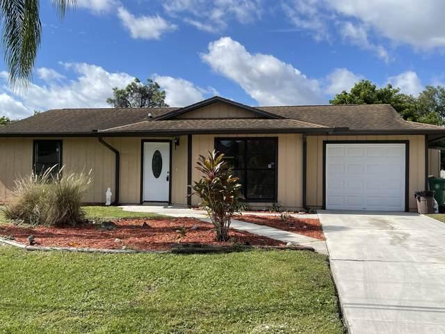 1962 SW Idaho Lane, Port Saint Lucie, FL 34953 (#RX-10754276) :: IvaniaHomes | Keller Williams Reserve Palm Beach