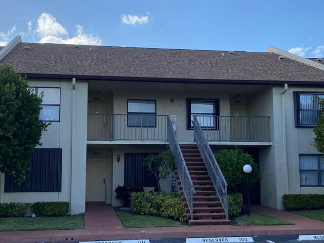 7879 Willow Spring Drive #923, Lake Worth, FL 33467 (#RX-10754288) :: IvaniaHomes | Keller Williams Reserve Palm Beach