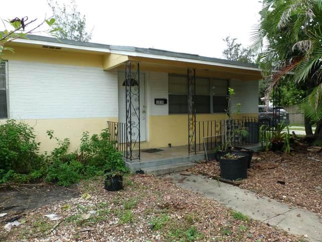 1030 S F Street, Lake Worth Beach, FL 33460 (#RX-10754296) :: IvaniaHomes | Keller Williams Reserve Palm Beach