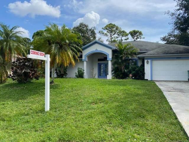 2425 SW Valnera Street, Port Saint Lucie, FL 34953 (#RX-10754298) :: IvaniaHomes | Keller Williams Reserve Palm Beach