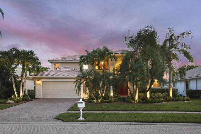 6945 Cobia Circle, Boynton Beach, FL 33437 (#RX-10754305) :: Baron Real Estate