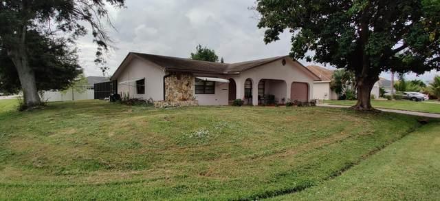 1750 SW Castinet Lane, Port Saint Lucie, FL 34953 (MLS #RX-10754308) :: Castelli Real Estate Services
