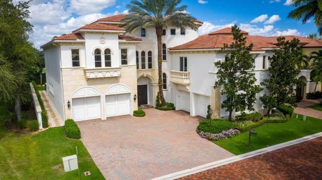 6453 Montesito Street, Boca Raton, FL 33496 (#RX-10754313) :: Michael Kaufman Real Estate