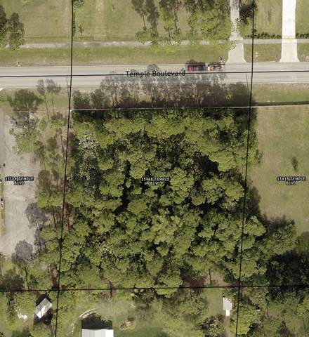 13468 Temple Boulevard, Loxahatchee, FL 33470 (#RX-10754319) :: Michael Kaufman Real Estate
