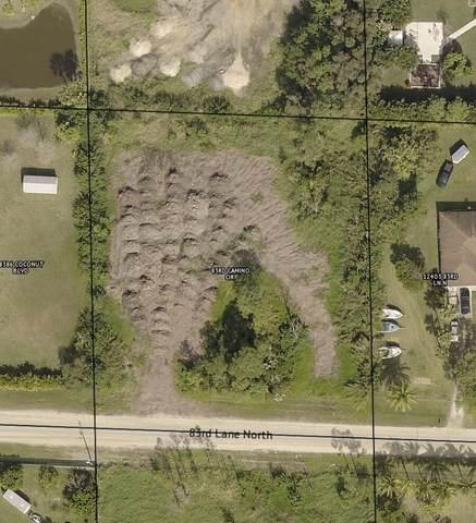 Xxxx 83rd Lane N, West Palm Beach, FL 33412 (MLS #RX-10754322) :: The Paiz Group