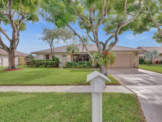 10714 Ranchipur Street, Boynton Beach, FL 33437 (MLS #RX-10754330) :: The Paiz Group
