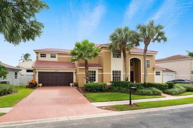 10549 Wheelhouse Circle, Boca Raton, FL 33428 (MLS #RX-10754356) :: The Paiz Group
