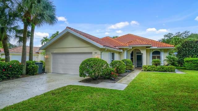 101 Winter Club Drive, Palm Beach Gardens, FL 33410 (#RX-10754366) :: Michael Kaufman Real Estate
