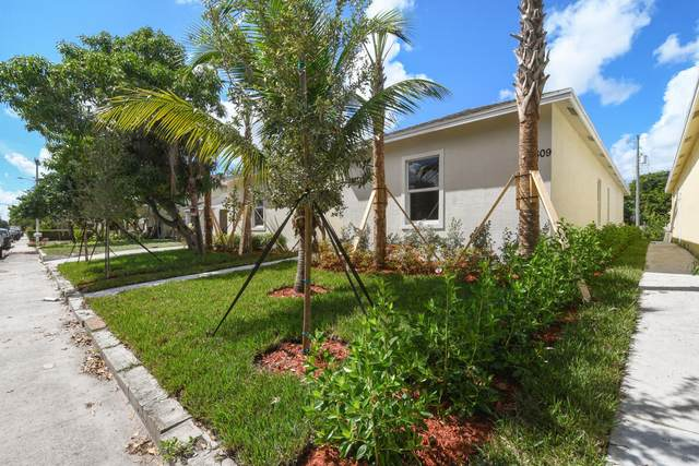 609 N F Street, Lake Worth, FL 33460 (#RX-10754376) :: IvaniaHomes | Keller Williams Reserve Palm Beach