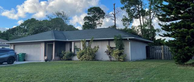 657 NW Marion Avenue, Port Saint Lucie, FL 34983 (#RX-10754393) :: Baron Real Estate