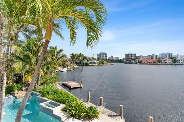 3050 Jasmine Terrace, Delray Beach, FL 33483 (#RX-10754394) :: Michael Kaufman Real Estate
