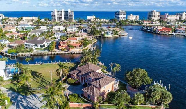 3050 Jasmine Terrace, Delray Beach, FL 33483 (#RX-10754398) :: Michael Kaufman Real Estate