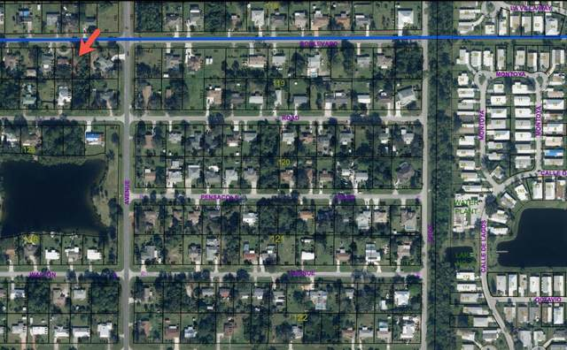 7003 Lakeland Boulevard, Fort Pierce, FL 34951 (#RX-10754409) :: Baron Real Estate