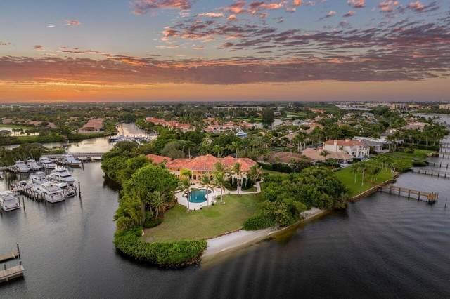 3208 Pilots Point Circle, Jupiter, FL 33477 (MLS #RX-10754454) :: Berkshire Hathaway HomeServices EWM Realty