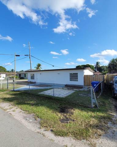 3700 SW 13th Court, Fort Lauderdale, FL 33312 (MLS #RX-10754464) :: The Paiz Group