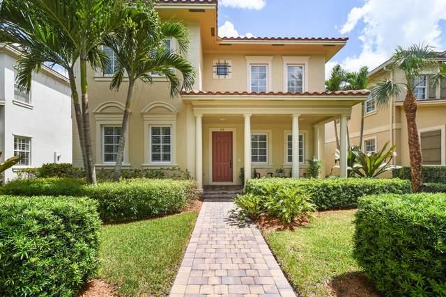 166 Bandon Lane, Jupiter, FL 33458 (MLS #RX-10754470) :: Berkshire Hathaway HomeServices EWM Realty