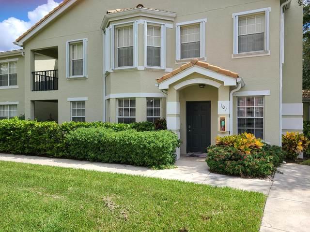 108 SW Peacock Boulevard #5101, Port Saint Lucie, FL 34986 (#RX-10754499) :: Baron Real Estate