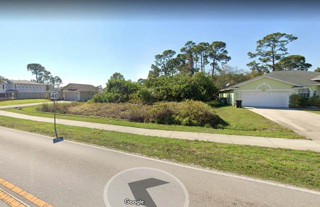 2542 SW Savona Boulevard, Port Saint Lucie, FL 34953 (MLS #RX-10754519) :: THE BANNON GROUP at RE/MAX CONSULTANTS REALTY I