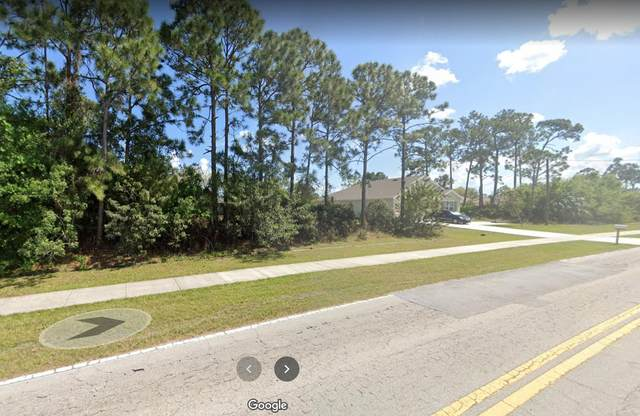 4207 SW Savona Boulevard, Port Saint Lucie, FL 34953 (MLS #RX-10754520) :: THE BANNON GROUP at RE/MAX CONSULTANTS REALTY I