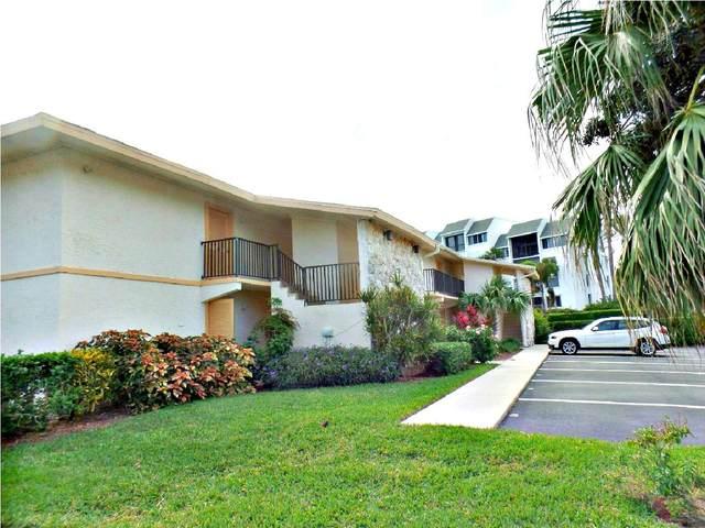 2400 S Ocean Drive V-124, Fort Pierce, FL 34949 (#RX-10754529) :: Baron Real Estate