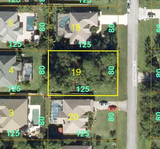 1758 SW Ardmore Street, Port Saint Lucie, FL 34983 (MLS #RX-10754531) :: The Paiz Group