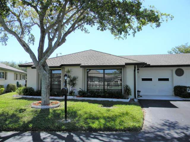 4836 Dovewood Circle A, Boynton Beach, FL 33436 (MLS #RX-10754533) :: The Paiz Group